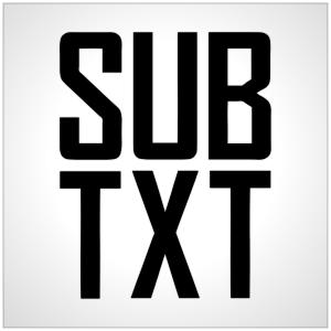 SUBTXT Logo